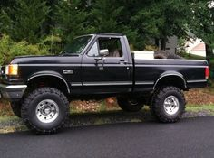 Super Old Cars And Trucks Ford Vehicles 24 Ideas Classic Ford Trucks, Ford Pickup Trucks, 4x4 Trucks, Lifted Trucks, Cool Trucks, Obs Truck, Truck Tent, Lifted Chevy, Ford Bronco