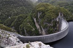 Water Tower, Civil Engineering, Tasmania, Towers, Bridge, Construction, Australia, Landscape, Pictures