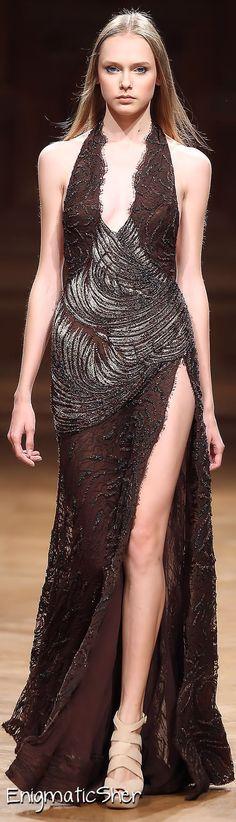 Tony Ward Couture Fall-winter 2014-2015