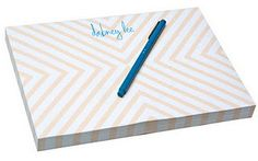 dabney lee note pad