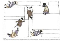 From the Edward Gorey: Cats & Dogs boxed postcard set.