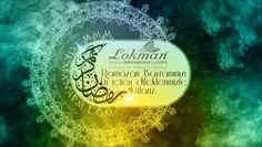 Ramazan Bayramımız Hayırlı ve Mübarek Olsun ► LokmanAVM.com  @LokmanAVMcom http://www.dailymotion.com/video/x226mjm_ramazan-bayramimiz-hayirli-ve-mubarek-olsun-lokmanavm-com_webcam @dailymotionTR