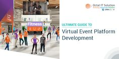 Virtual event platform development for customized and multi-features online event hosting platform for business. Virtual event software development cost is affordable and would reflect in great ROI. #VirtualEventHostingPlatform #OnlineEventPlatformDevelopment #VirtualEventPlatformFeatures #VirtualEventPlatformDevelopment #VirtualEventPlatformCost #OnlineEventHostingSoftware #VirtualEventHostingServices #VirtualEventHostingApp Event Software, Event Management Software, App Development Cost, Event App, Good Grades, Web Application, Mobile App, Platform, Fit