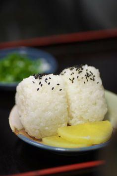 Onigiri, Rice Balls おにぎり