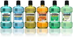 Product of the Week: Listerine What it does:  antifungal/antibacterial/anti-dandruff rinse.  It works and it's cheap!