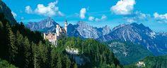 Neuschwanstein Castle. On list of places to visit.