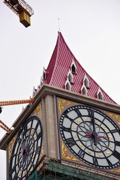 The Harmony Clock Tower, Ganzhou, China - World's largest pendulum-regulated clock built by Smith of Derby