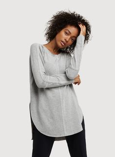 Shop for the Olsen Brushed Long Sleeve at Kit and Ace. Kit and Ace provides technical clothing for men and women.