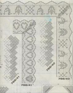 Burda Filet au Crochet – Zosia – Webová alba Picasa