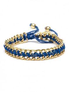 Blue Fishtail Wrap