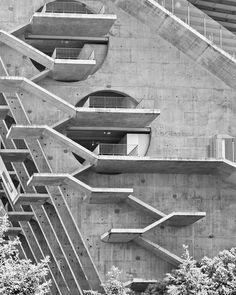 Braga Municipal Stadium, Braga, Portugal. Architect: Eduardo Souto de Moura Photographer: Miguel Silva Rocha  Via: miguelsilvarocha.tumblr.com #art #artist #architect #archilovers #architecture #architectureporn #architecturephotography #architecturelovers #awesome #brut #brutal #brutalism #brutalist #brutalismarchitecture #beautiful #perfect #raw #concrete #minimalism #style #details #design #dope #graphic #geometric #stadium #braga #portugal #football
