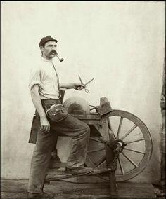 Brazilian Working Class Man - 1889 (Sec XIX)