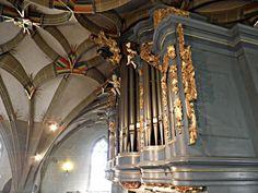 Ehrlich-Orgel in Bad Wimpfen