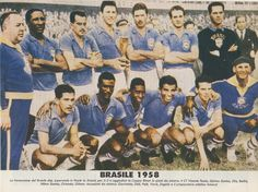 As the World Cup reaches its climax, with Brazil, Germany, Argentina and the Netherlands to fight it out for a spot in the final, can we explain why some countries have been successful at the highest level… Brazil Team, World Cup, Soccer, Football, Baseball Cards, Couple Photos, Sports, Cups, Couple Shots