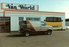 Custom VANS natural BABES & other bad ass transportation. Rip Van Winkle, Chevy Van, Retro Futuristic, Custom Vans, Vintage Photography, Camper Van, Van Life, Motorhome, Recreational Vehicles