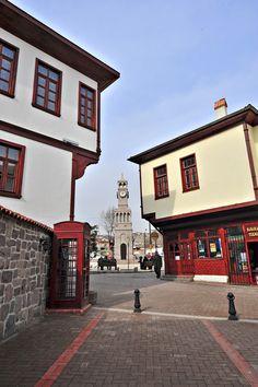 İç anadolunun en önemli şehri ve başkenti Ankara`nın resimleri…(Ankara, Hamamönü Manzaraları…)  Fotoğrafcı (Photographer): Fatih Oktay