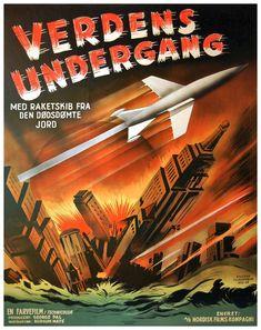 Verdens Undergang Poster