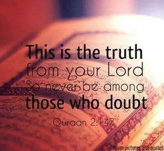 Quran.2:147