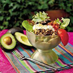 Fiesta Salad | MyRecipes.com