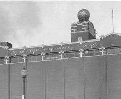 United States Cold Storage. 500 East 3rd. 1930 Photo. Built In 1922. Harvey  HouseKansas CityPilotsUnited ...