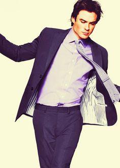 ian somerhalder suit