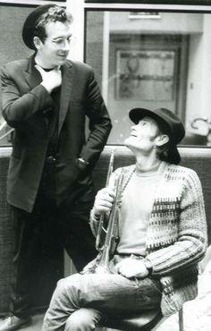Chet Baker, Elvis Costello, 1983 London
