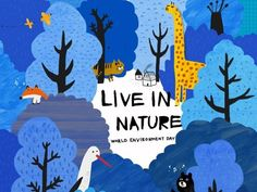 Live in nature 함께 살아요