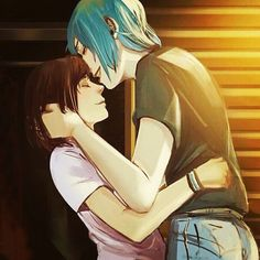 """""""I do not think anyone's good enough for you other than me."""" Chloe for Max - Episode 3."""