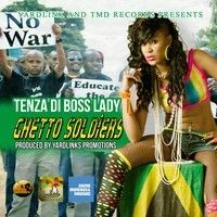 TENZA GHETTO SOLDIER by Tenza on SoundCloud