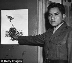 John Bradley was not in the WWII photo, man ID'd as Harold Schultz