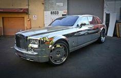 Rolls-Royce Phantom On Forgiato Fiore Wheels   Rides Magazine