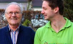 Junges Studentennetzwerk aus Dortmund unterstützt Senioren im Haushalt, bei der Gartenarbeit oder beim Umzug.