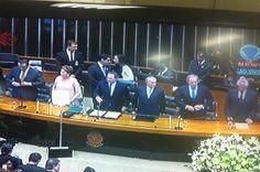 Acompanhe ao vivo a posse da presidente Dilma
