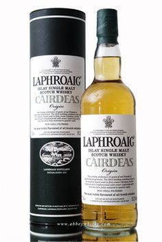 Laphroaig Cairdeas Origin Edition 2012 - I was given 2 of these for my wedding! So good!!!
