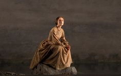 Keira Knightley makes her US stage debut as Therese Raquin