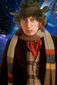 4th Doctor: Tom Baker