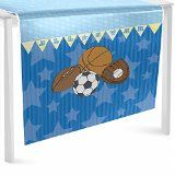 http://ift.tt/1jv0n3M All Star Sports  Birthday Party Table Runner  24 x 72 Reviews  Image Product: All Star Sports  Birthday Party Table Runner  24 x 72  Model Product: All Star Sports  Birthday Party Table Runner  24 x 72  All Star Sports Party Table Runner is 24 x 72 (2 ft x 6 ft)  Printed on Premium-Grade Satin Paper  Table Runners are prefect for gift tables candy buffets or decorating your party tables.  Made in the USA  Description Product: All Star Sports  Birthday Party Table Runner…