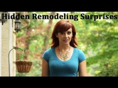 Hidden Remodeling Surprises from @homeadvisor & @myfixituplife