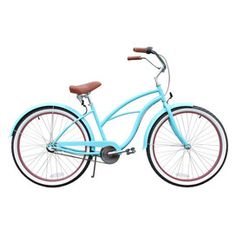 Classic Cruiser Bicycle in Teal