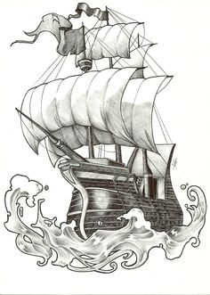 ghost pirate ship - Google Search