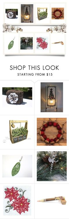"""""""Gift set!"""" by keepsakedesignbycmm ❤ liked on Polyvore featuring Hostess, jewelry, accessories and decor"""