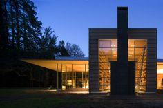 Residencia Creekside / Bohlin Cywinski - Noticias de Arquitectura - Buscador de Arquitectura