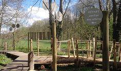 Ferme et cueillette de Gally - Le sentier des arbres à la ferme ouverte de Gally à Saint-Cyr-l'Ecole