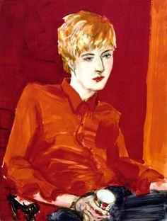 Elizabeth Peyton, Piotr, 1996
