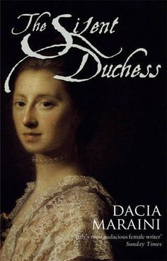 Quite possibly my favourite book ever : The Silent Duchess by Dacia Maraini, http://www.amazon.co.uk/dp/190641372X/ref=cm_sw_r_pi_dp_i34gsb19P8D6V