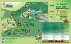 Der Barfusspark Lüneburger Heide ist der einzigartige Freizeitpark in Niedersachsen. Der ca. 14 ha große Freizeitpark liegt mitten im Naturschutzgebiet.