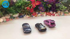 Mitsubishi Mirage | Lotus Exige R-Gt | BMW Z4 | Tomica Toy Car