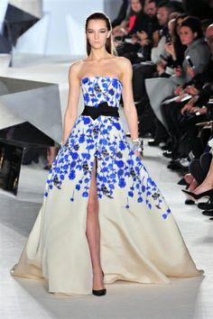 Giambattista Valli : défilé haute couture printemps-été 2014, les photos : PARIS FULL LENGTH haute couture GIAMBATTISTA VALLI RS14 7528