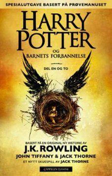 Image for Harry Potter og barnets forbannelse from Norli