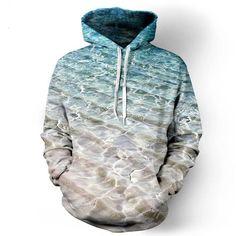 NEW Men Fleece Sweater Hoodie You Suck @ Life Print Sizes S-XL Paint Splatter